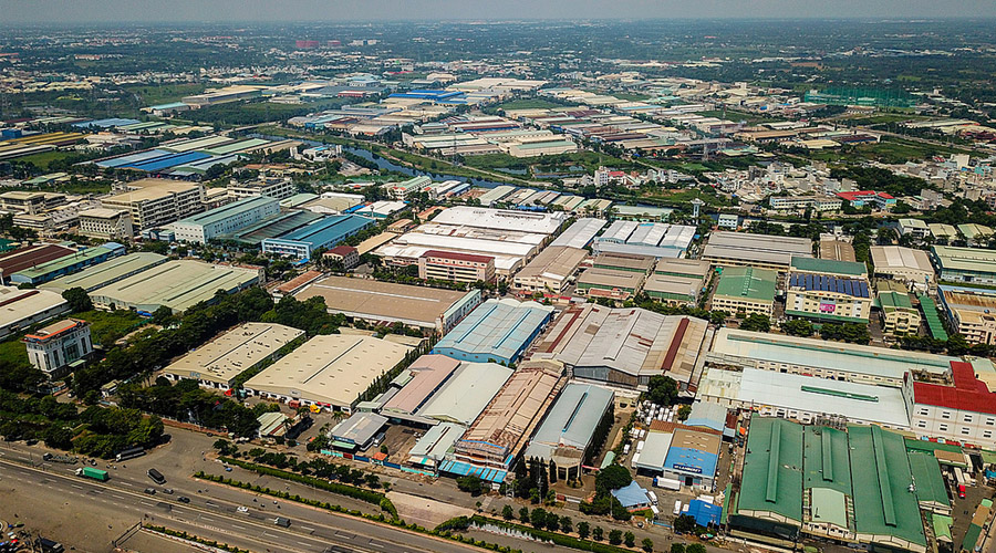 Logistics and industrial real estate can attract 60 billion USD per year