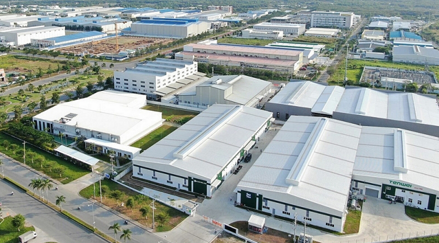 New regulations on management of industrial parks and economic zones
