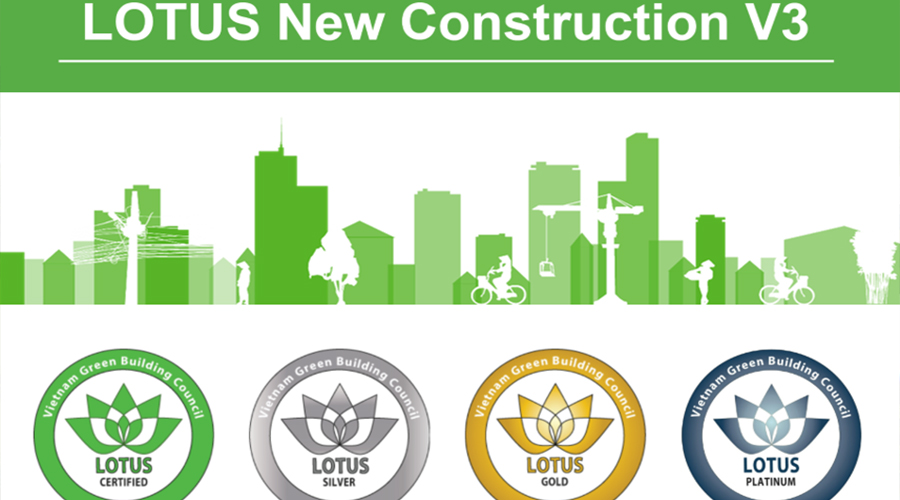 LOTUS green building standards