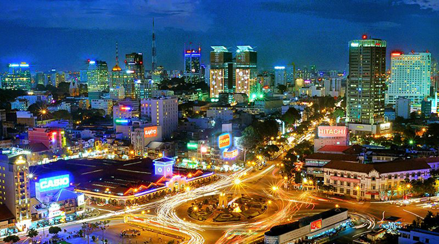 Ho Chi Minh City is the third city worth living in Asia for foreigners