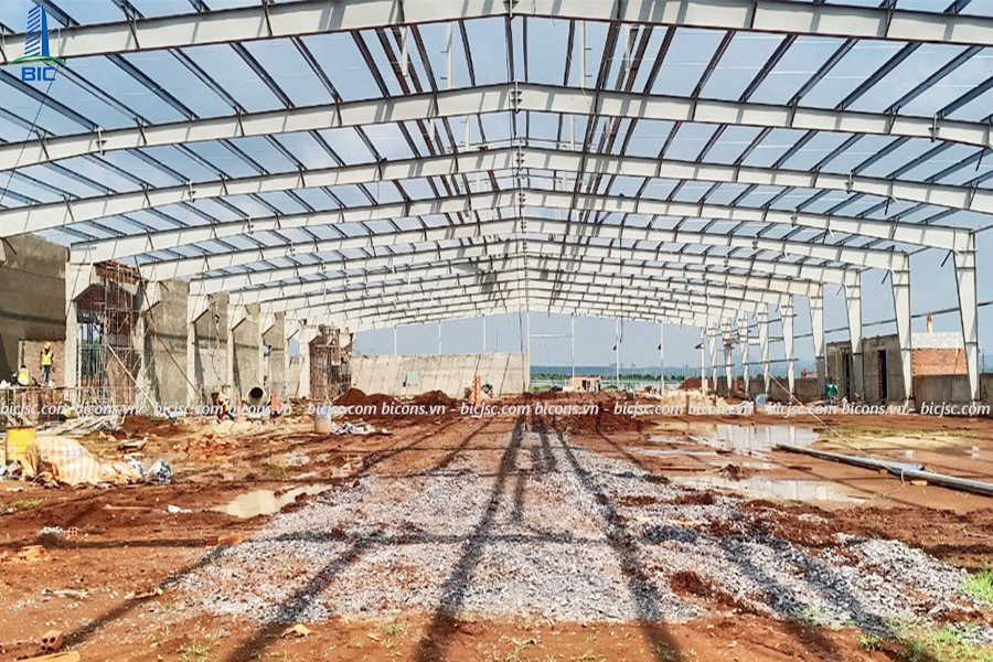 FACTORY CONSTRUCTION PROJECT FOR LEASE IN DAU GIAY INDUSTRIAL PARK